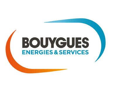 Logo Bouygues énergie