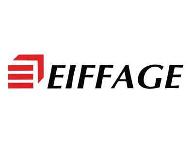 Logo groupe de construction Eiffage