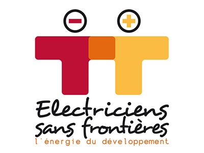Logo ESF Electricien sans frontière