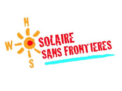Logo SSF Solaire sans frontière
