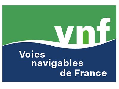 Logo CNR, compagnie nationnale du rhone
