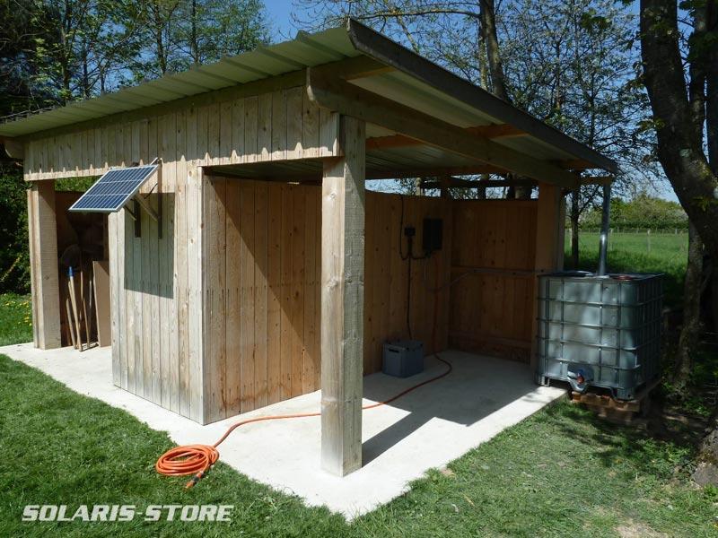 galerie de r alisations pompage solaire solaris store. Black Bedroom Furniture Sets. Home Design Ideas
