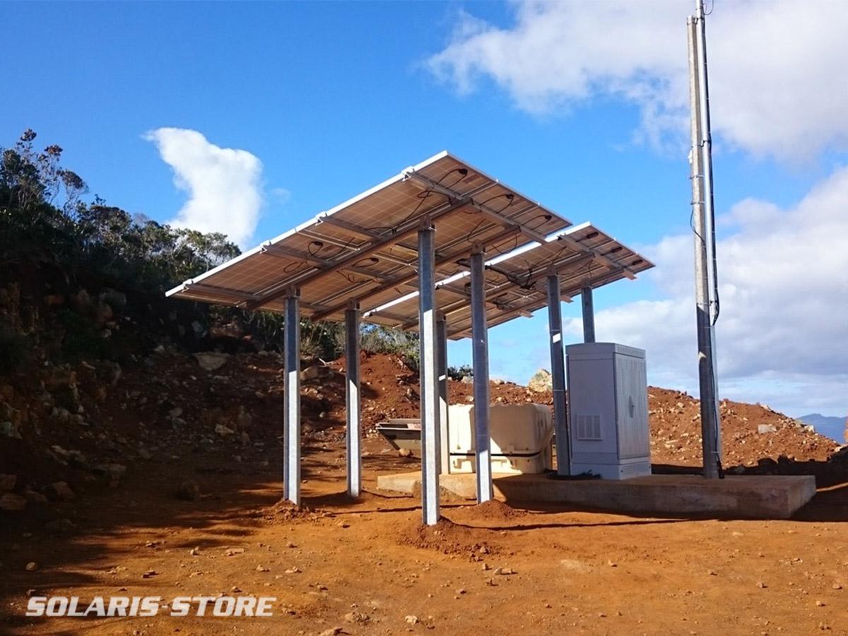 Télécommunications dans les îles
