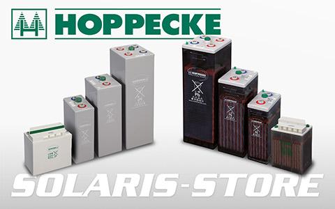 Revendeur batterie Hoppecke France