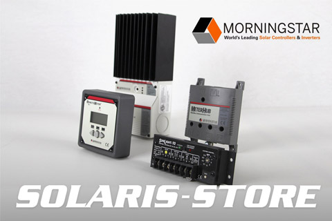 Morningstar solar controllers