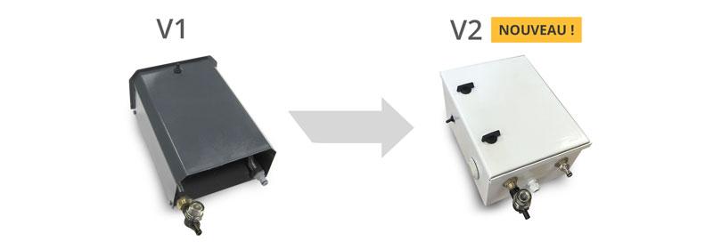 Pompe solaire Solaris Pump Nouvelle génération v2