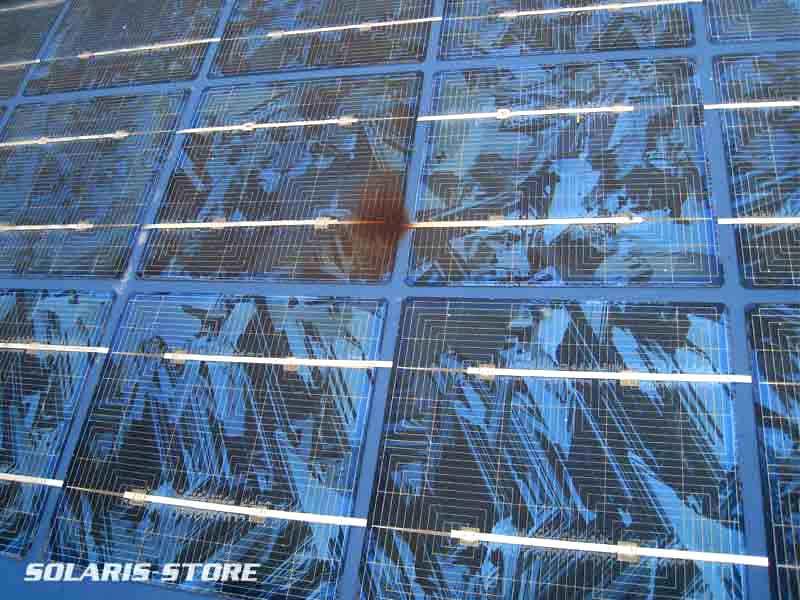 diagnostic   comment savoir si mon panneau solaire fonctionne