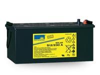 batterie solaire enersol 12v 50ah