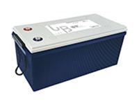 Batterie solaire Plomb-Carbone