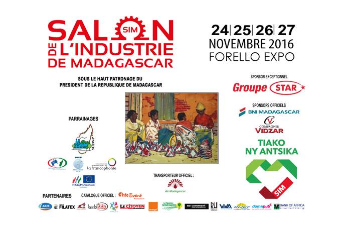 Salon SIM Madagascar