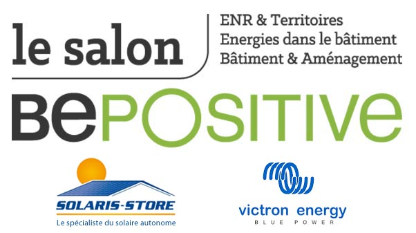 Salon BePositive à Lyon Eurexpo 2017