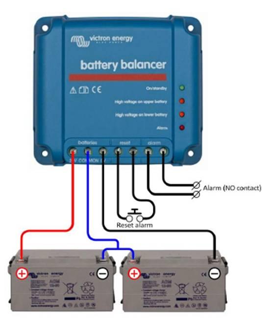 Battery Balancer (BMS012201000)
