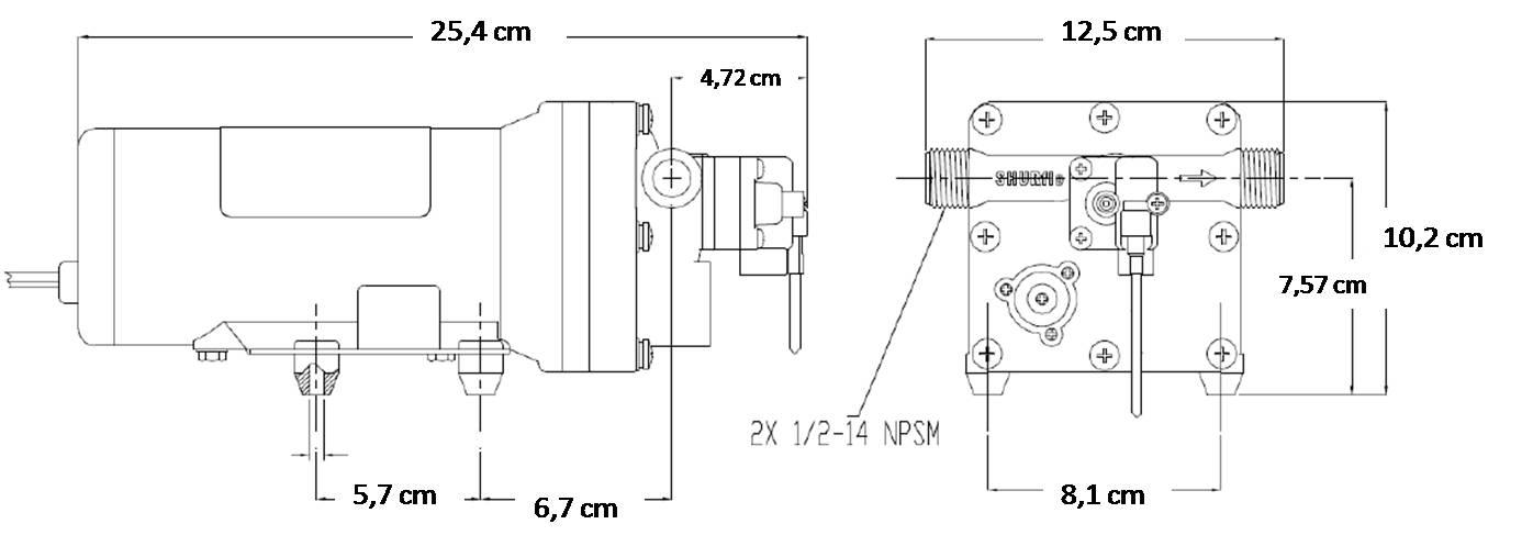 Pompe 5040