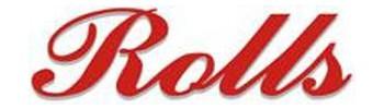 Vente en ligne de produits Rolls